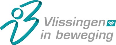 Logo Vlissingen in beweging